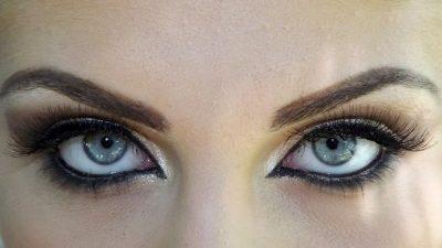 Выразительные глаза — это просто