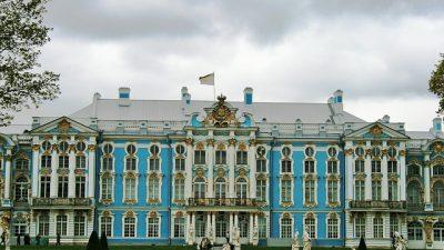 Царское село и Павловский дворец — часть истории Санкт-Петербурга