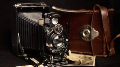 Фотоаппарат: от камеры-обскуры до цифровой