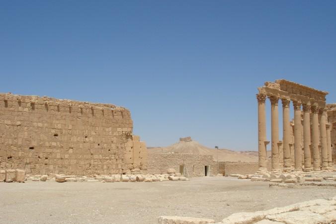 palmyra 1042934 1920 676x450 1 - Принц Чарльз объяснил сирийскую войну изменением климата