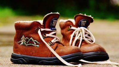 Выбираем обувь для ребёнка
