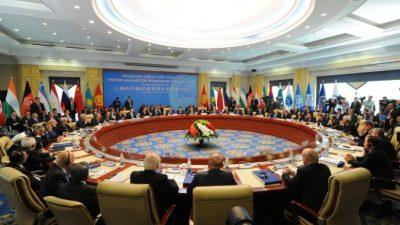 Китай выступил за создание в ШОС зоны свободной торговли