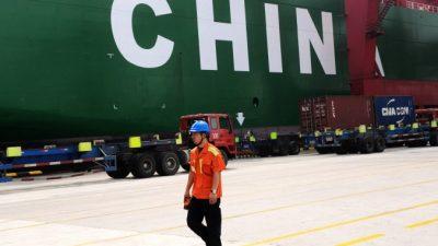 Мировая судоходная индустрия переживает кризис из-за замедления китайской экономики