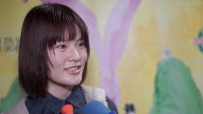 Студентка из Китая: Shen Yun излучает мощную энергию