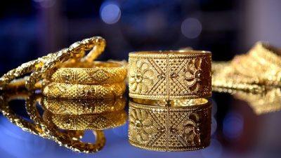 Как определить поддельное золото?