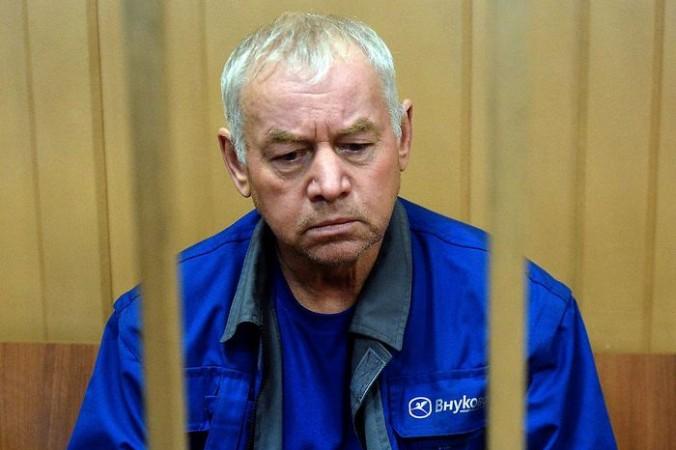 Владимир Мартыненко. Фото: VASILY MAXIMOV/AFP/Getty Images | Epoch Times Россия