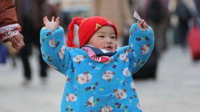Отказ от политики одного ребёнка может простимулировать экономику Китая