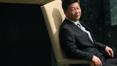 В Китае снимают странные видео перед каждой зарубежной поездкой Си Цзиньпина