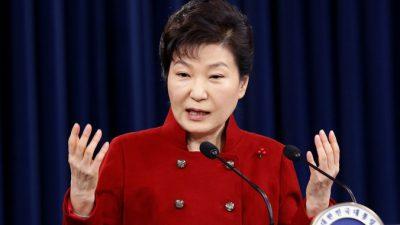 Сеул требует жёстких санкций для изменения курса КНДР