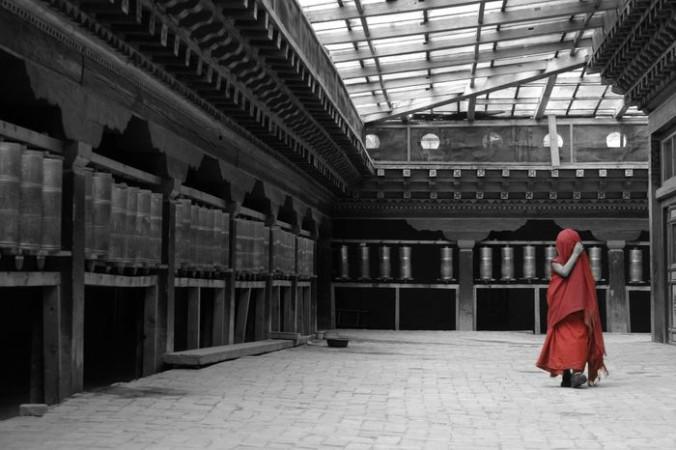 Как женская красота свела с ума монаха