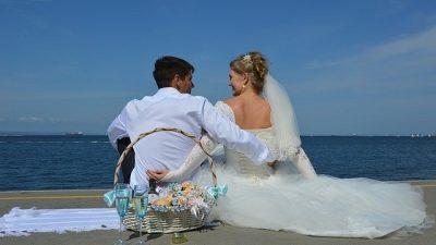 Молодожёны выбирают «Свадебный Крым»