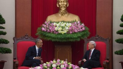 Ответ Пекина на снятие эмбарго с Вьетнама раскрывает амбиции режима