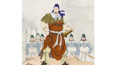 Сюй Да — выдающийся генерал династии Мин, верный и благоразумный соратник императора