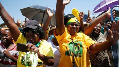 В ЮАР земли белых раздадут коренному населению