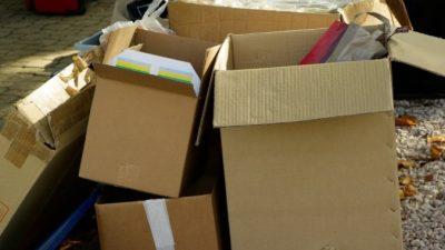 Что мы знаем о картонных коробках?