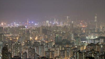 Экспорт в Гонконг отражает отток капитала из Китая