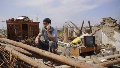 Почему китайцы не хотят жертвовать деньги пострадавшим от урагана