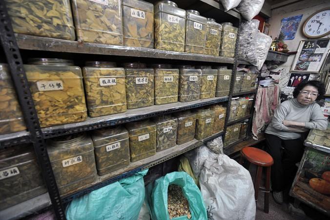 Китайские целебные травы теряют эффективность из-за пестицидов