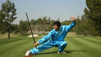Традиционные китайские боевые искусства помогают снизить агрессивность детей