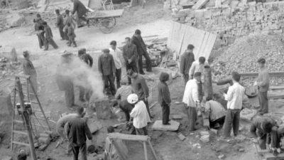 «Большой скачок» в Китае: массовые убийства и голод