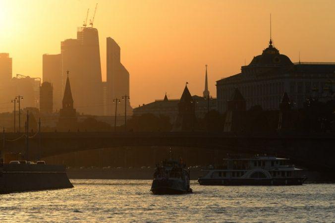 Москва. Фото: VASILY MAXIMOV/AFP/Getty Images | Epoch Times Россия