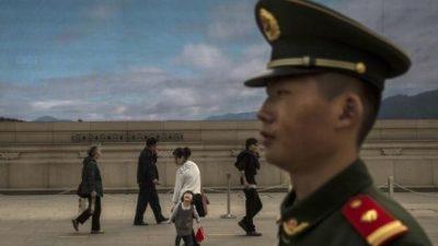 Перед 4 июня Китай начал войну с террором