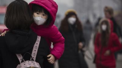 Пекин примет меры по устранению смога