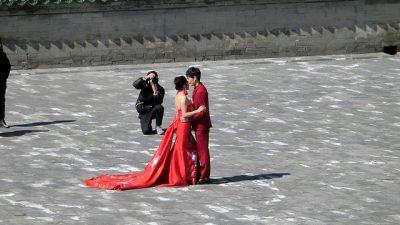 Фотообзор: Великолепие китайского традиционного женского наряда