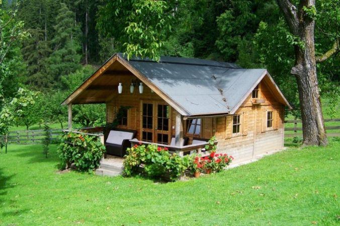 Немного о деревянных домах…