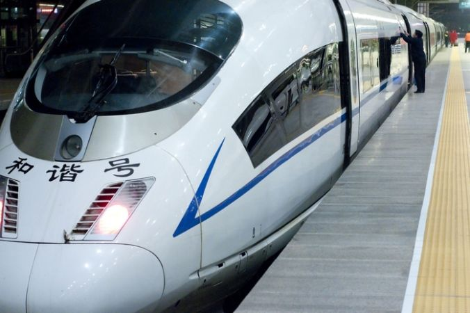 В Китае построят железнодорожную станцию на глубине свыше 100 метров