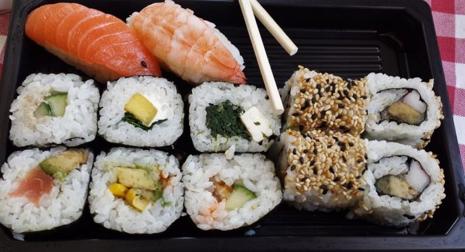 Бесплатный сервис по доставке суши и роллов