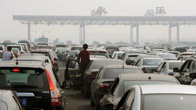 Почему государственная монополия на платные дороги в Китае приводит к убыткам?
