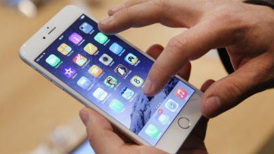 Китайцы жалуются на внезапные отключения смартфонов компании Apple