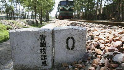 Первый грузовой поезд отправлен из Китая в Москву