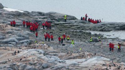 Китай может построить первую в мире арктическую обсерваторию