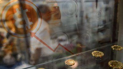 Проблемы с биткоином: китайские биржи взимают плату за сделки