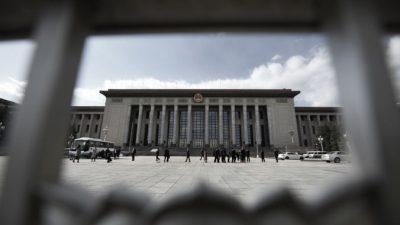 Новый закон угрожает работе международных НКО в Китае