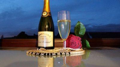 Шампанское и его трёхсотлетняя история
