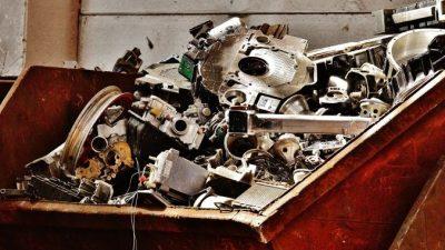 Сбор металлолома: как это было