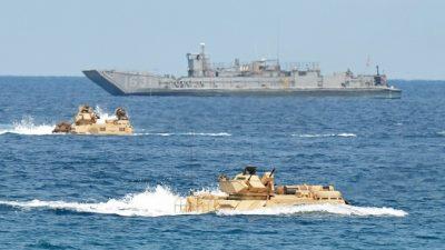 Китай разместил ЗРК в Южно-Китайском море