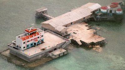 Китай пообещал США защищать свой суверенитет в Южно-Китайском море