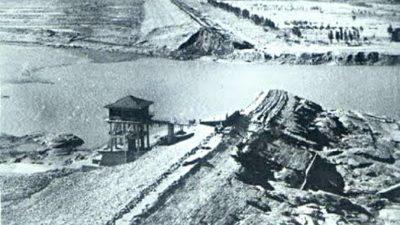 В результате разрушения плотины во времена Мао Цзэдуна погибло более 200 000 человек