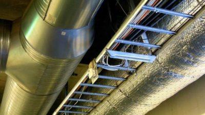 Прокладка инженерных сетей и прокладка теплотрасс