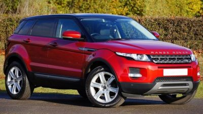 Land Rover — качественный и надёжный внедорожник