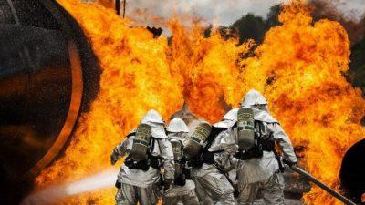 МЧС РФ подготовилось к пожароопасному периоду
