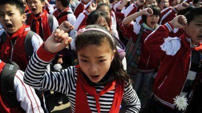 В Китае проведут реформу пионерской организации