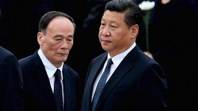 Си Цзиньпин и Ван Цишань начали операцию «Небесная сеть 2017»
