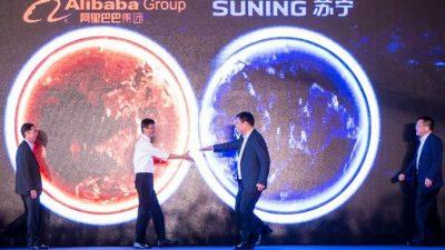 Иностранные бренды в Китае стали дешевле отечественных