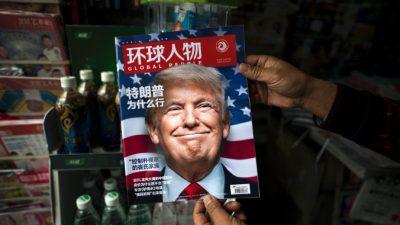 Китайские СМИ приняли шутку американцев о Трампе за правду