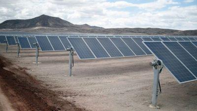В Китае энергия ветряных и солнечных станций остаётся невостребованной